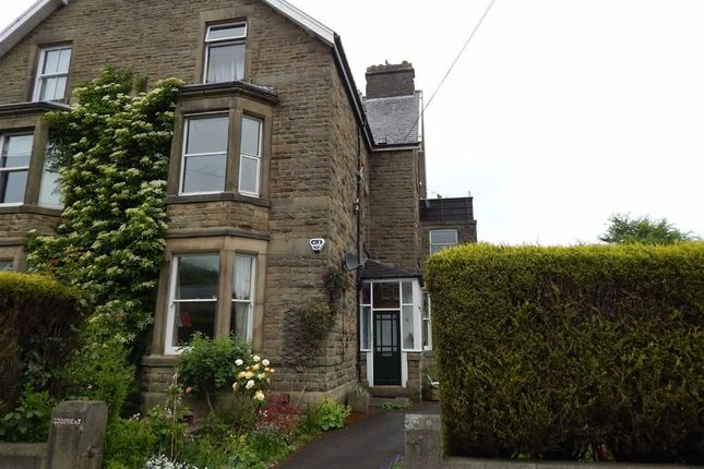 Thumbnail Flat for sale in Compton Road, Buxton, Derbyshire