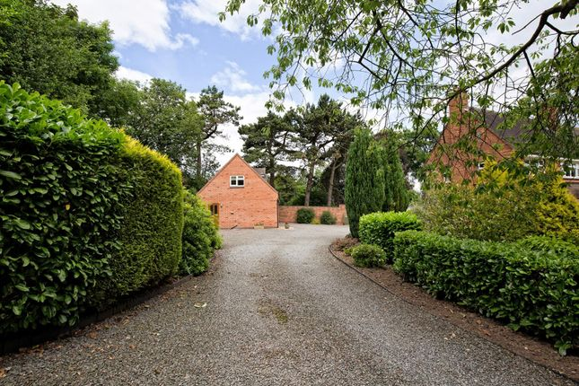 Thumbnail Detached house for sale in Higham On The Hill, Leicestershire