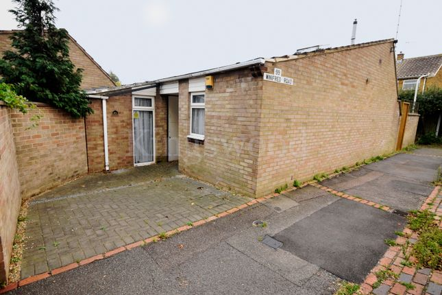 Thumbnail Bungalow for sale in Winifred Road, Pitsea