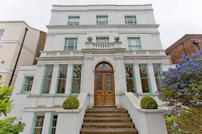 Exterior of Hamilton Terrace, St Johns Wood NW8