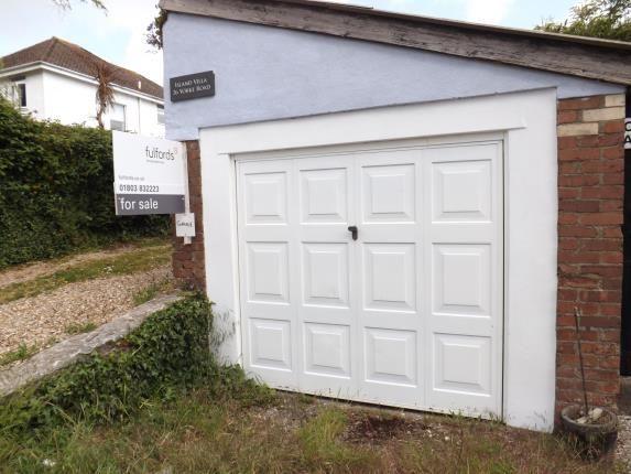 Garage of Yorke Road, Dartmouth TQ6