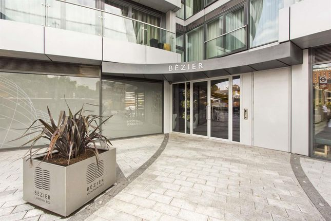 Bezier Reception of Bezier Apartments, 91 City Road, Aldgate, London EC1Y
