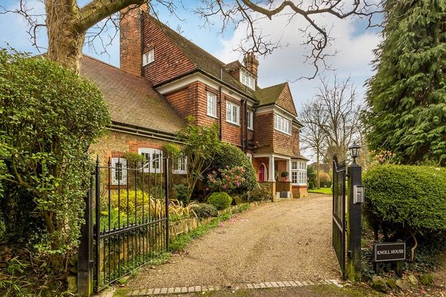 Thumbnail Detached house for sale in London Road, Westerham