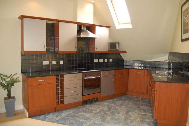 Kitchen Area of Belper Road, Derby DE1