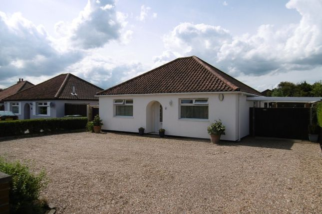 Thumbnail Detached bungalow for sale in Middletons Lane, Hellesdon, Norwich