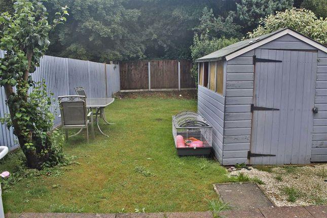 Rear Garden of Highview, Vigo, Gravesend DA13