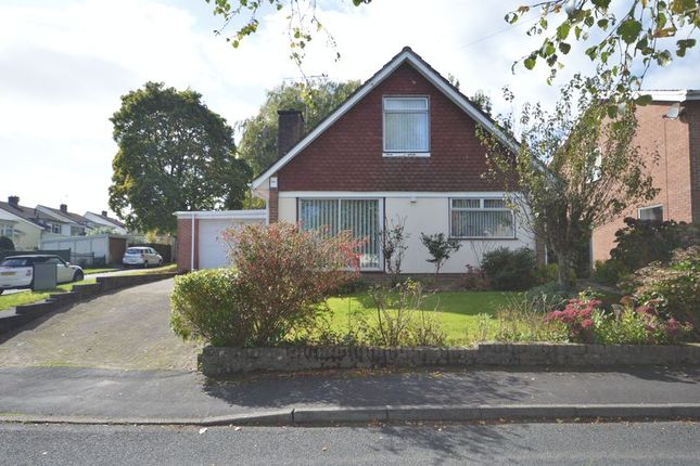 Thumbnail Detached house to rent in Oxford Close, Caerleon, Newport