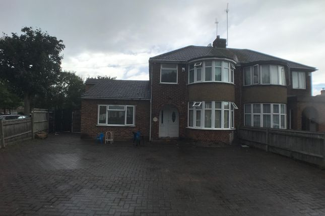 Thumbnail Flat to rent in Berwick Avenue, Hayes