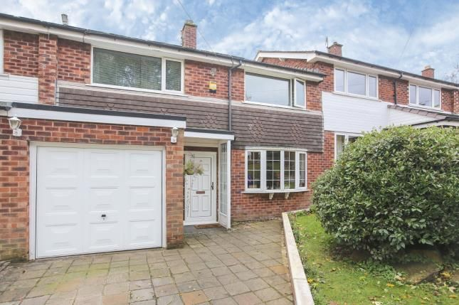 Front of Catterwood Drive, Compstall, Stockport, Cheshire SK6