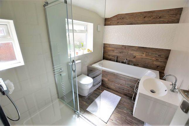 Bathroom of Farlands Drive, East Didsbury, Didsbury, Manchester M20