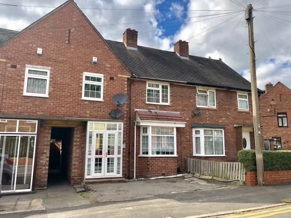Thumbnail Terraced house for sale in Hales Crescent, Smethwick, Birmingham, West Midlands