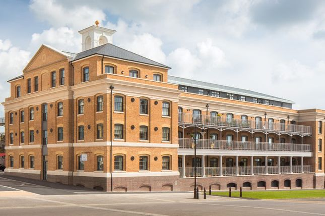 Thumbnail Flat for sale in Bowes Lyon Place, Poundbury, Dorchester