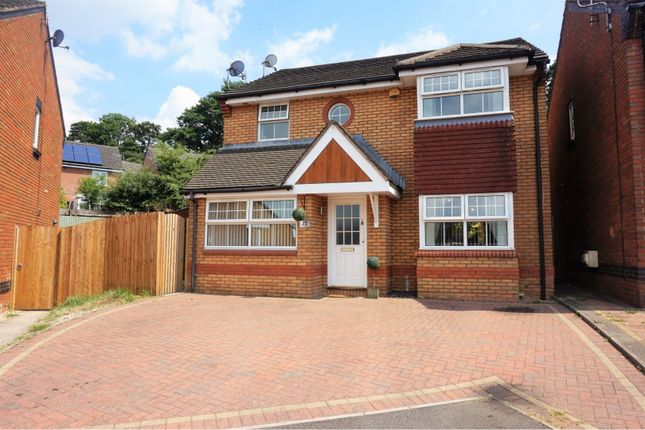 Thumbnail Detached house for sale in Ynys-Y-Coed, Blackwood