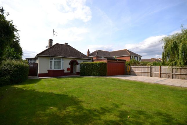 Thumbnail Detached bungalow for sale in Clacton Road, Weeley, Clacton-On-Sea
