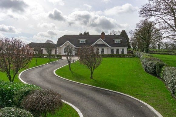 Thumbnail Detached house for sale in Ballygowan Road, Hillsborough
