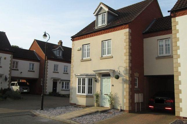 Thumbnail Semi-detached house for sale in Ibbett Lane, Potton