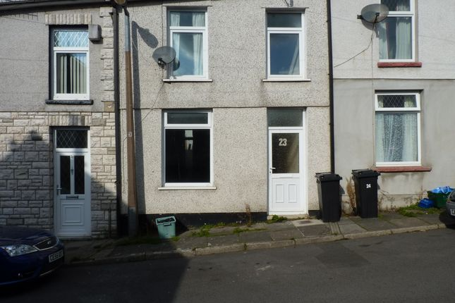 Thumbnail Terraced house to rent in Dane Street, Merthyr Tydfil