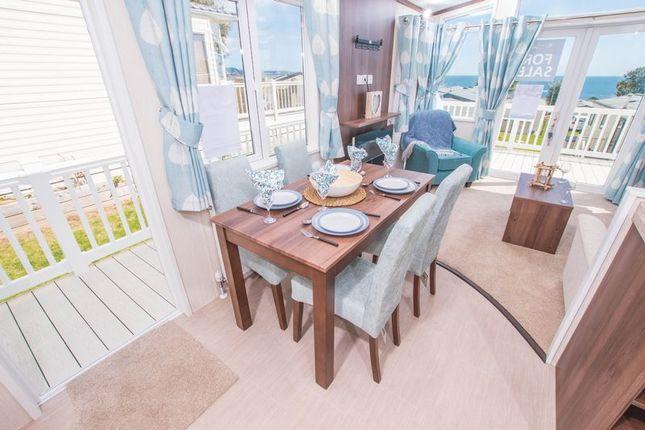 Dining Area of Ladram Bay, Otterton, Budleigh Salterton EX9