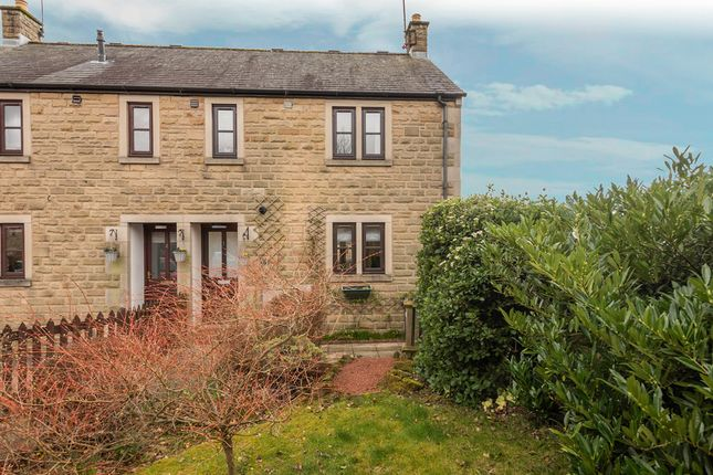 Thumbnail Semi-detached house for sale in Elizabeth Court, Baslow, Bakewell