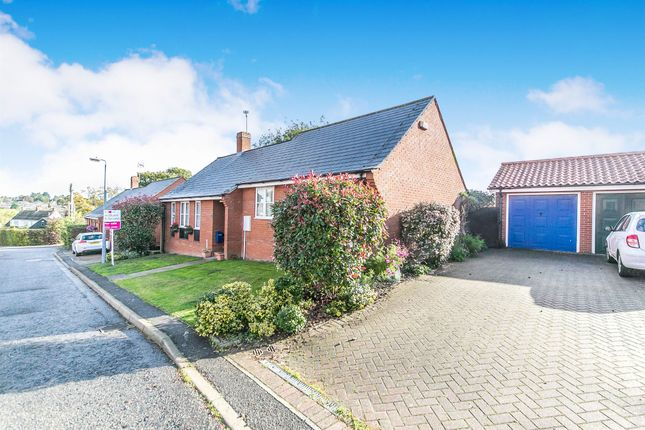 Thumbnail Bungalow for sale in Balls Chase, Halstead