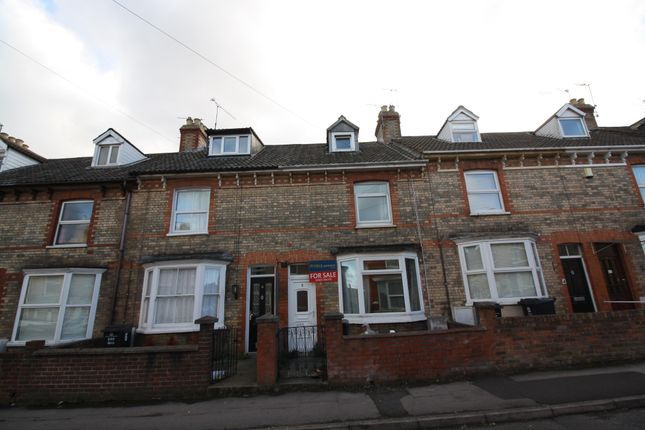 Thumbnail Terraced house to rent in Laburnum Street, Taunton
