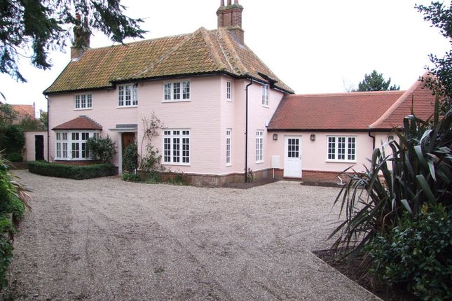 Thumbnail Detached house to rent in Leveretts Lane, Walberswick, Southwold