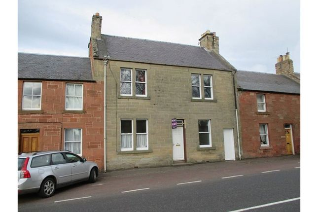 Thumbnail Terraced house for sale in Duns Road, Greenlaw