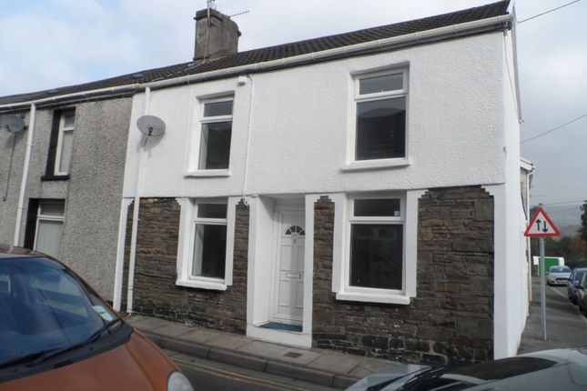 Thumbnail Terraced house to rent in Ynys Lwyd Road, Aberdare