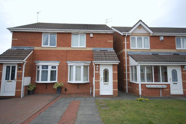 Thumbnail Semi-detached house to rent in Broad Meadows, Kenton, Newcastle Upon Tyne