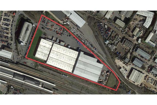 Thumbnail Industrial to let in Distrbution Warehouse, Mill Road, Rugby, West Midlands