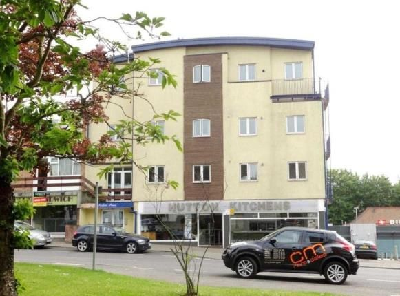Thumbnail Flat for sale in Radford Way, Billericay, Essex