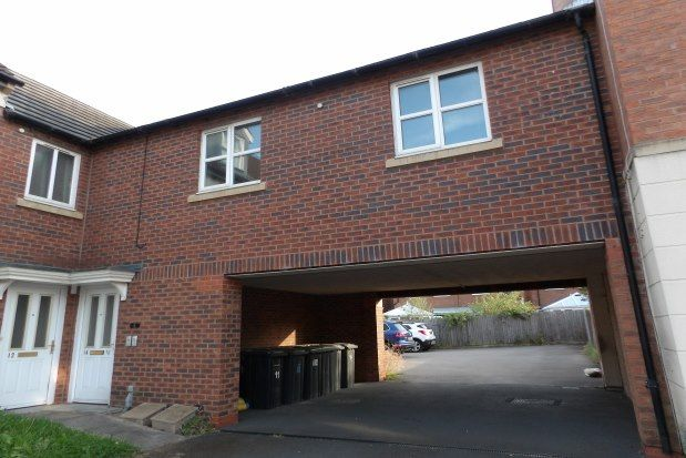 1 bed flat to rent in Chilwell Beeston, Nottingham NG9