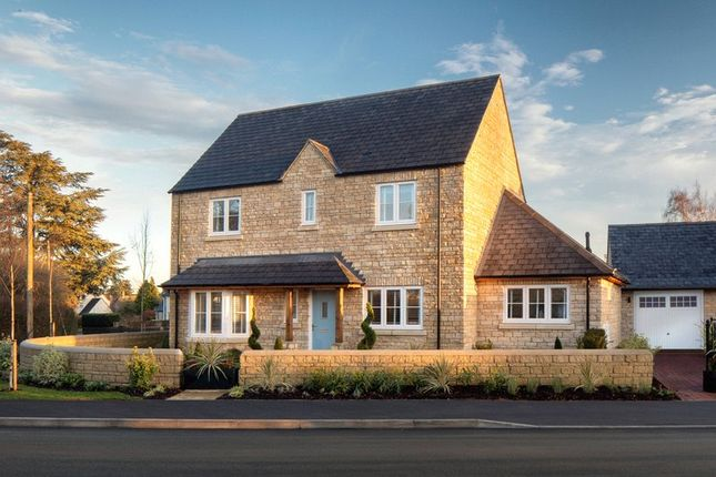 Thumbnail Detached house for sale in Plot 30, Deanfield Grange, Milton Road, Shipton-Under-Wychwood, Oxfordshire