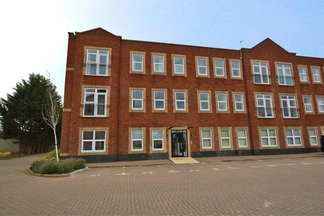 Thumbnail Flat to rent in Langtree House, Webb Ellis Place, Town Centre, Rugby, Warwickshire