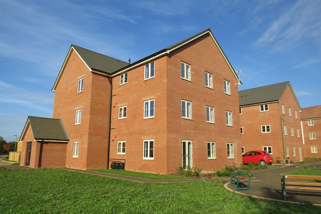 Thumbnail Flat for sale in Tony Humphries Road, Banbury