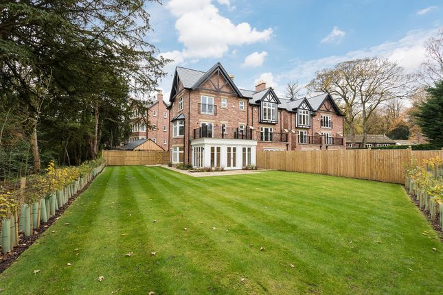 Thumbnail Semi-detached house for sale in Village Mews, Shirleys Drive, Prestbury, Macclesfield
