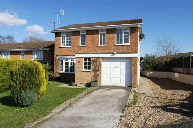 Thumbnail Detached house for sale in Gleneagles Close, Walton, Chesterfield, Derbyshire