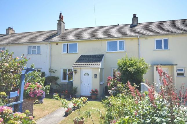 Thumbnail Terraced house for sale in Cubert, Newquay
