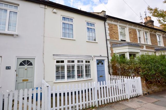 Terraced house for sale in Wick Road, Teddington