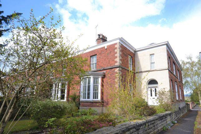 Thumbnail End terrace house for sale in Mount Pleasant, Prestbury Road, Macclesfield