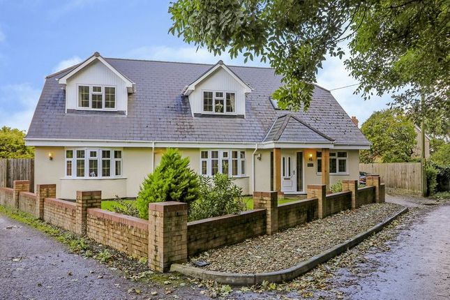 Thumbnail Detached house for sale in Parkside, The Hyde, Purton, Swindon