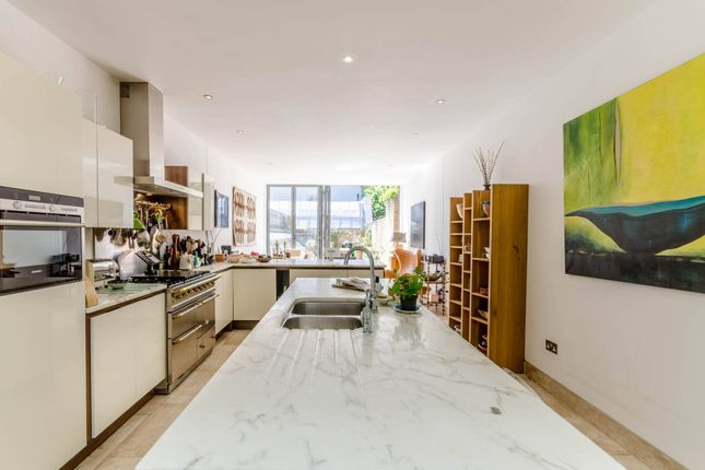 Thumbnail Terraced house for sale in 'the Warehouse' Saville Road, Chiswick