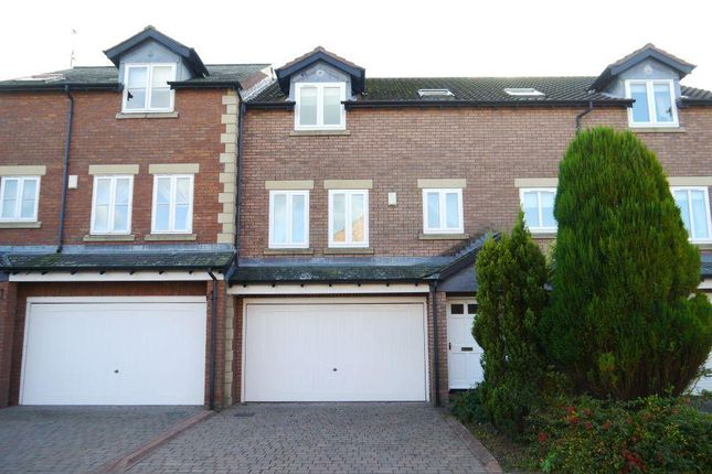 Thumbnail Terraced house for sale in Guardians Court, North Road, Ponteland