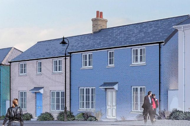 Thumbnail Semi-detached house for sale in Quintrell Road, Newquay, Cornwall