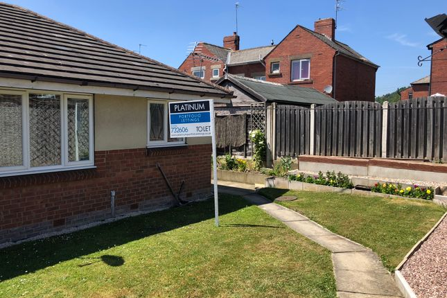 Thumbnail Semi-detached bungalow to rent in Wareham Grove, Dodworth, Barnsley