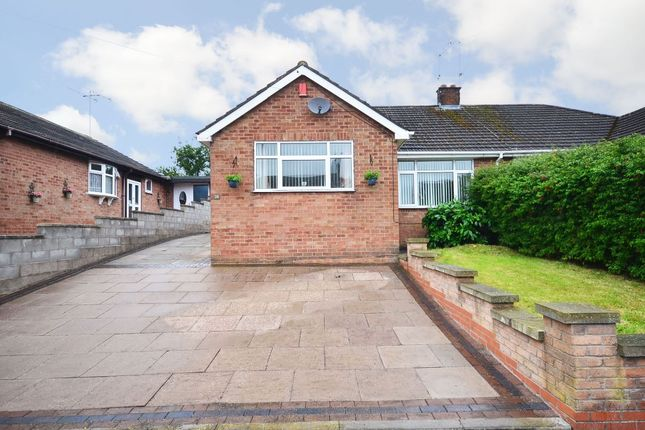 Thumbnail Bungalow for sale in Combe Drive, Meir Heath