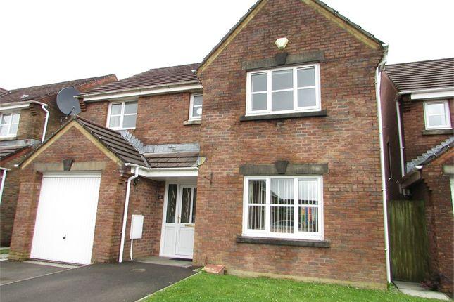 Thumbnail Detached house for sale in Ffordd Y Wiwer, Tregof Village, Swansea Vale, Swansea, West Glamorgan