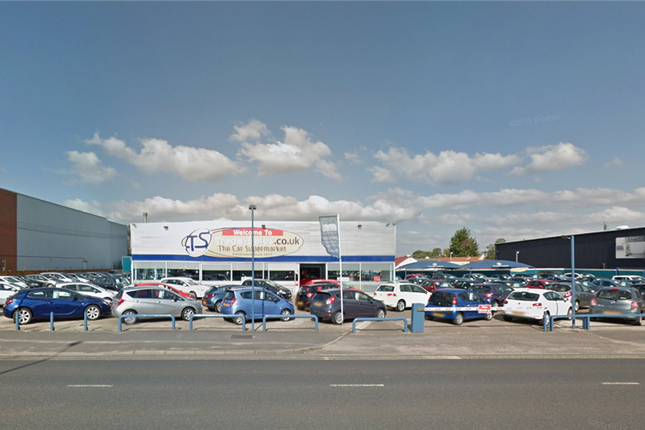 Thumbnail Commercial property for sale in Westgate Retail Park, Bath Road, Slough