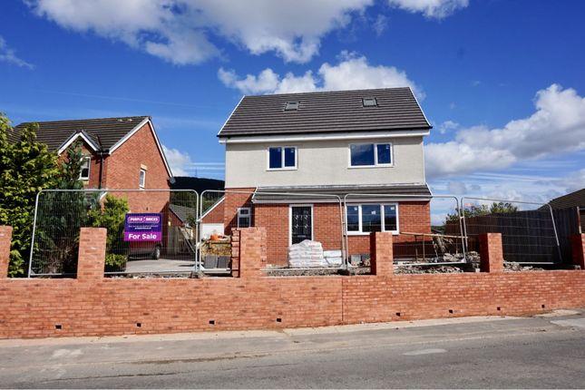 Thumbnail Detached house for sale in Cae Coper, Cwmavon
