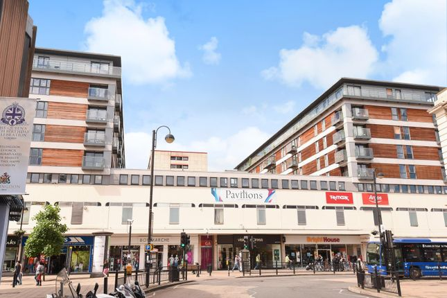 Thumbnail Flat to rent in Armstrong House, High Street, Uxbridge, Middlesex